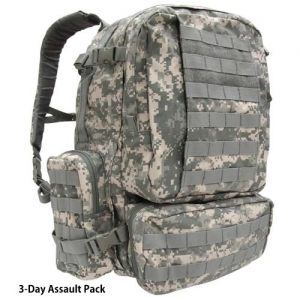 Go Bag - 3 Day Assault Pack